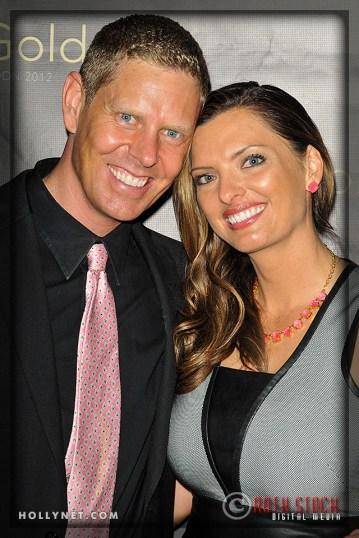 Olympians Sky Christopherson and Tamara Christopherson