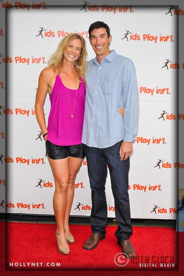 Olympian Jaime Komer and Pro Volleyball Player Matt Komer