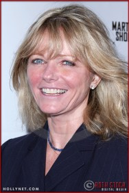 Cheryl Tiegs attends opening night of The Producers