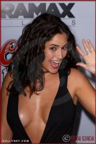 "Tanya Memme attends the Los Angeles Premiere Screening of ""Kill Bill Vol. 1"""