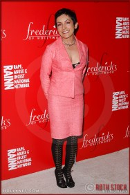 """Musician Jane Wiedlin of The Go-Go's attends """"Of Corsets For A Good Cause"""" 2nd Annual Lingerie Art Auction & Fashion Show"""