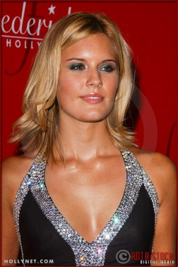 """Actress Maggie Grace attends """"Of Corsets For A Good Cause"""" 2nd Annual Lingerie Art Auction & Fashion Show"""