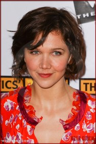 Maggie Gyllenhaal arrives at the Broadcast Film Critics Association 10th Annual Critic's Choice Awards