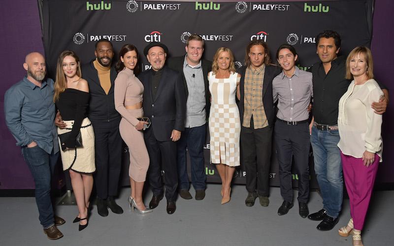 Talking To The Cast Of Fear The Walking Dead Before Season