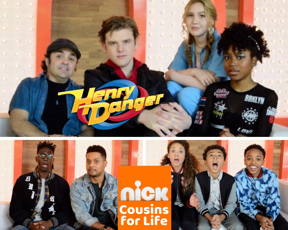 Cast Interviews: Find out what we learned at Nickelodeon's Fall