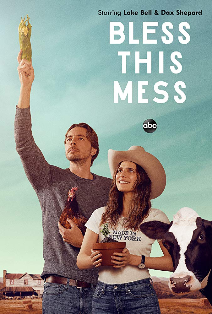 Preview Bless This Mess Lake Bell Amp Dax Shepard Are