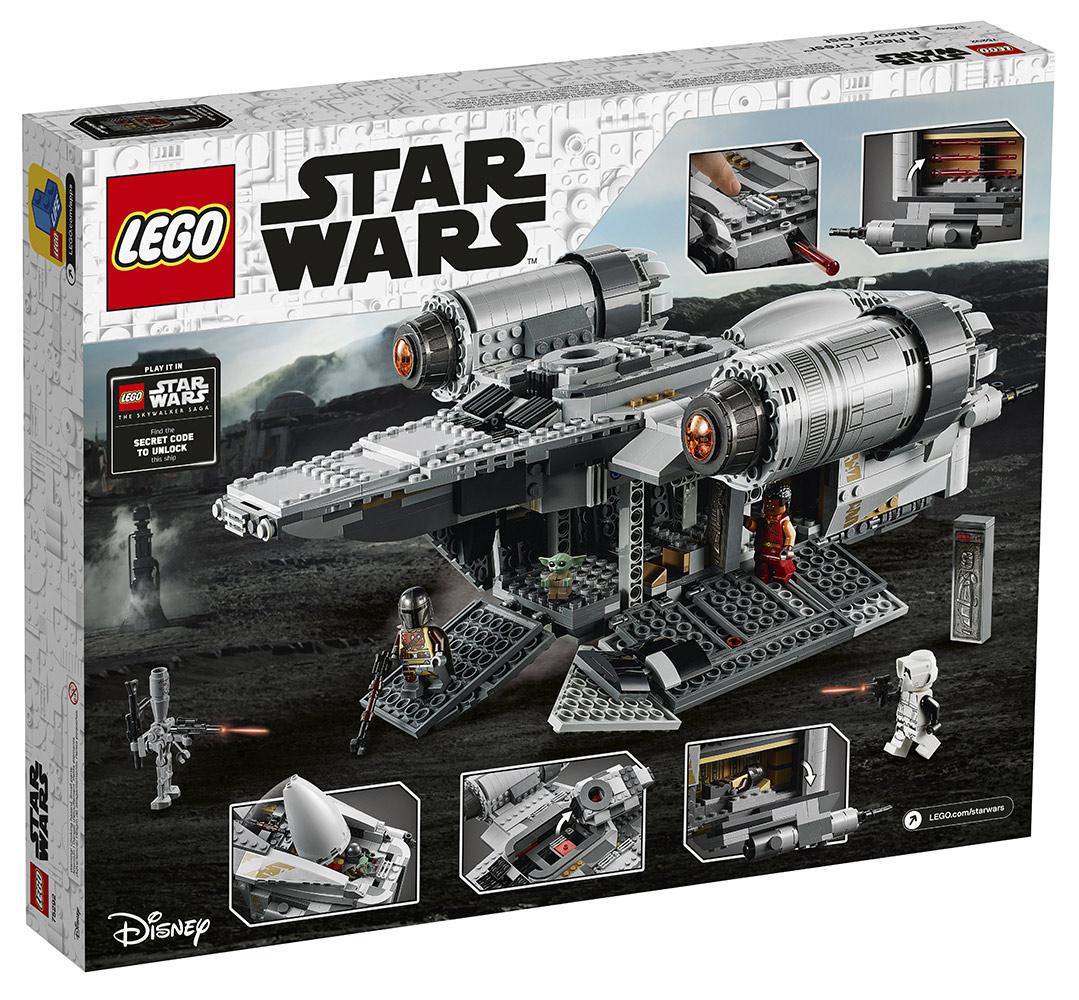 New Lego Sets Celebrate The Upcoming Lego Star Wars The Skywalker Saga Video Game Gaming Lego Rcr News Media