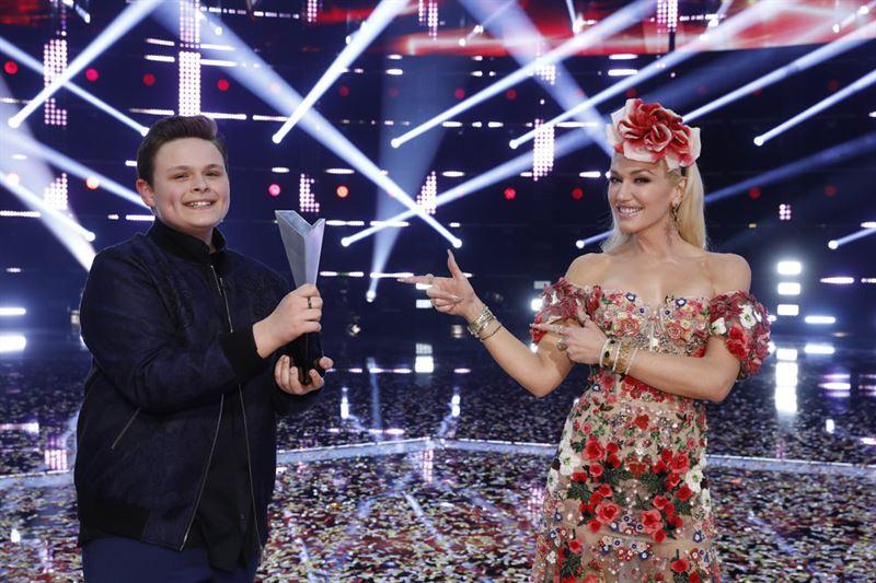 Gwen Stefani nearly ruined it for Blake Shelton