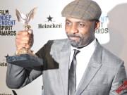 Idris Elba at the 2016 Film Independent Spirit Awards
