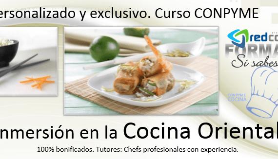 Curso CONPYME Cocina Oriental