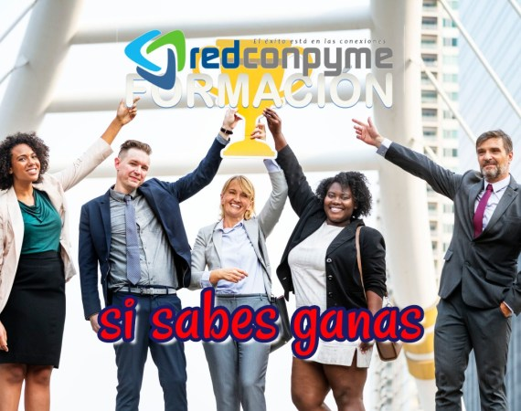 si sabes ganas formate redconpyme