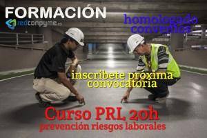 cursos PRL prevencion Mallorca