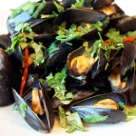 Cooking Sustainably with Mussels
