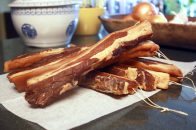 Five-Spice Cured Bacon