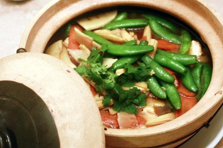 Family Style Tofu Casserole