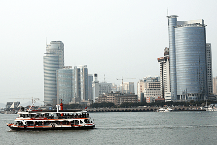 Xiamen Waterfront