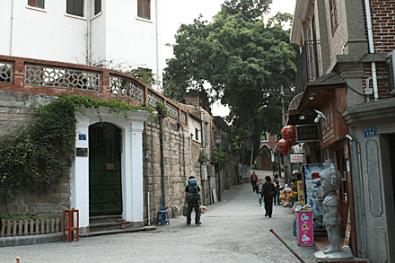 gulangyu-alley
