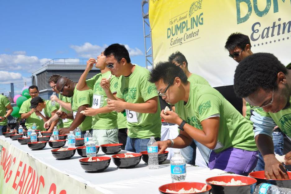 Dumpling Festival Contestant Lineup