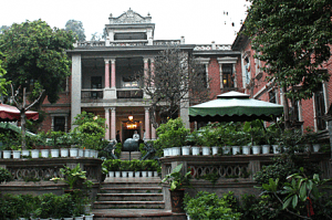 Gulangyu Mansion with Steps