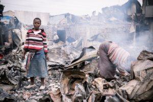 Fire Sensor installation Africa
