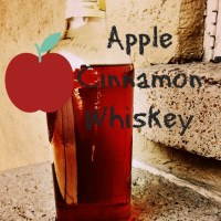 Apple Cinnamon Whiskey