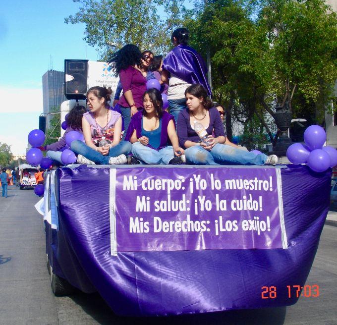 Marcha 28 sept 09 K Flores 2