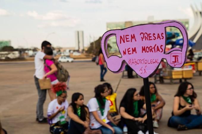 nem presas nem morta foto Camila Santana- Equipe Sâmia Bomfim