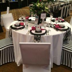 Lori Angebrandt wedding event planning design Red Deer Alberta planner weddings plan party events set up
