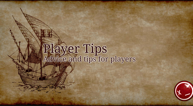 Player Tips: Help your GM help you
