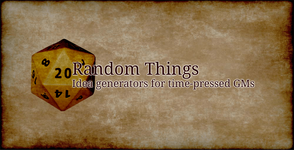 Random Things you might hear said in insult