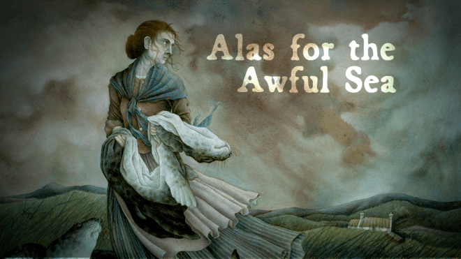 Alas for the Awful Sea: Session Notes