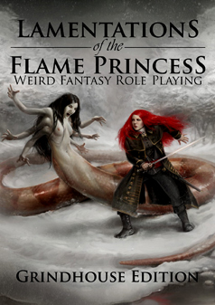 LOTFP 2E Playtest Rules