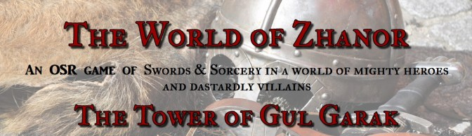 World of Zhanor