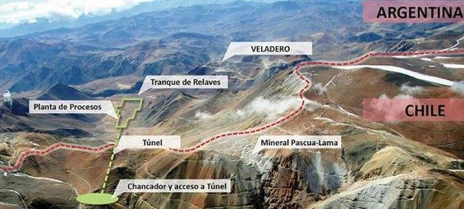 Dos informes de Barrick Gold Admiten que Veladero y Pascua Lama están sobre Glaciares - Red Digital