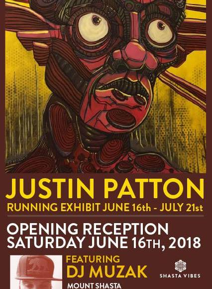 Justin Patton Art Show
