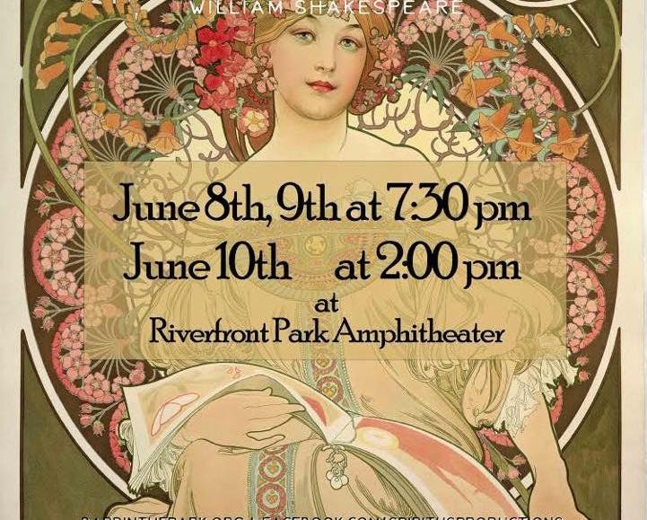 Shakespeare in the Park: Twelfth Night – matinee show