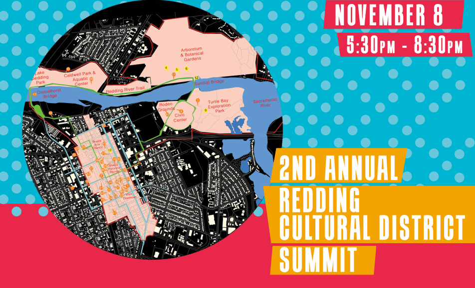 2nd Annual Redding Cultural District Summit