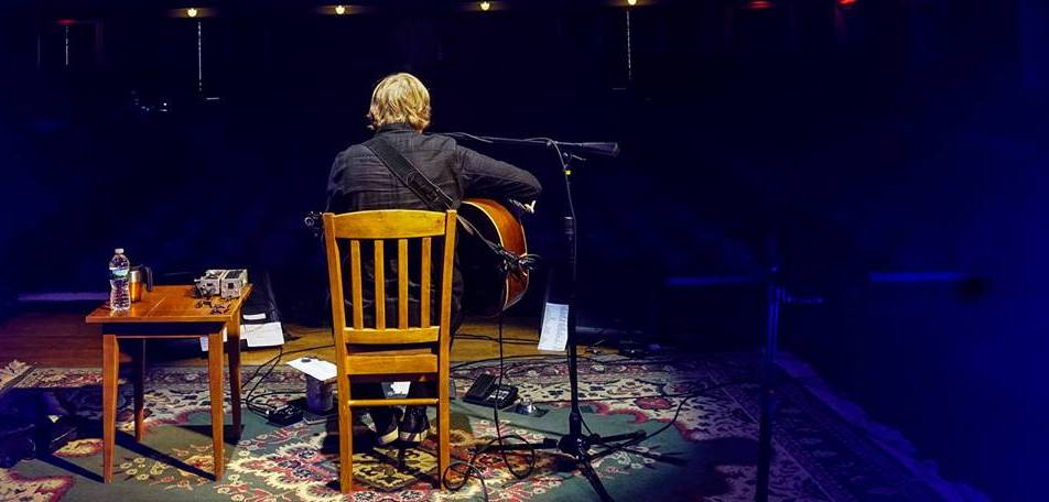 An Acoustic Evening with Trey Anastasio