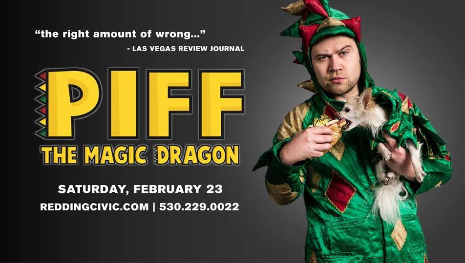 Piff the Magic Dragon: The Lucky Dragon Tour