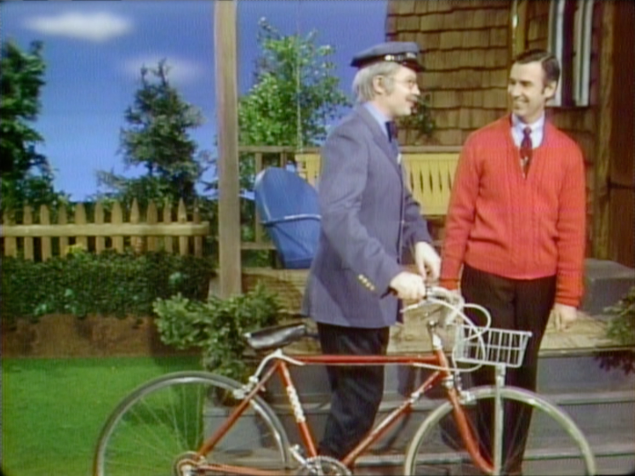 Mr McFeely Speedy Delivery Kids Bike Ride