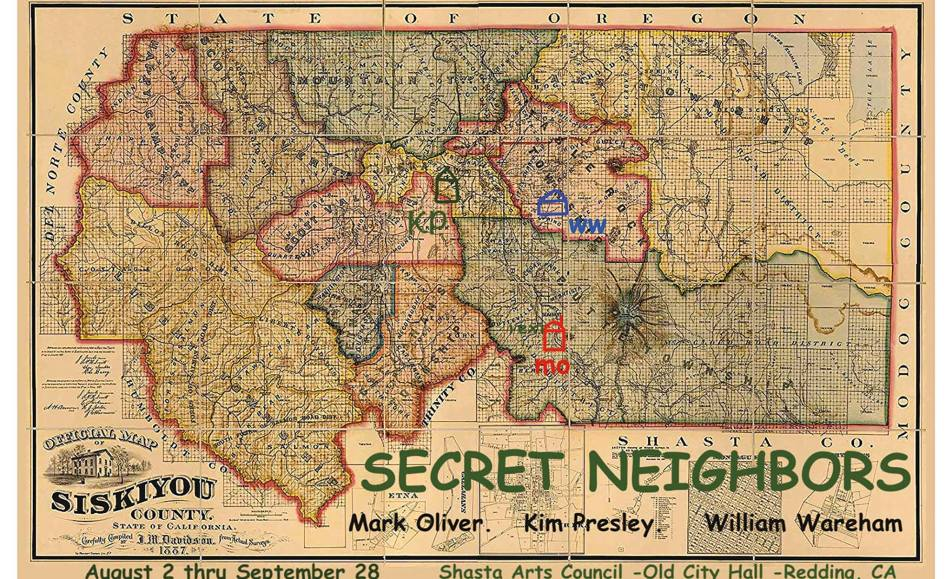 Secret Neighbors – opening reception