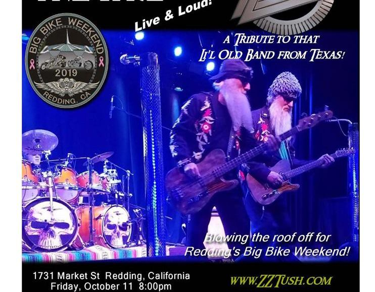 ZZ Tush Concert to benefit the NorCal Veterans Cemetery