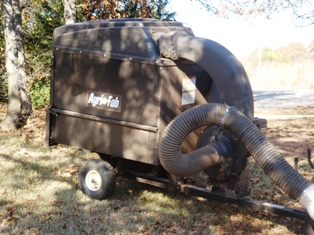 Agri-Fab Leaf Shredder