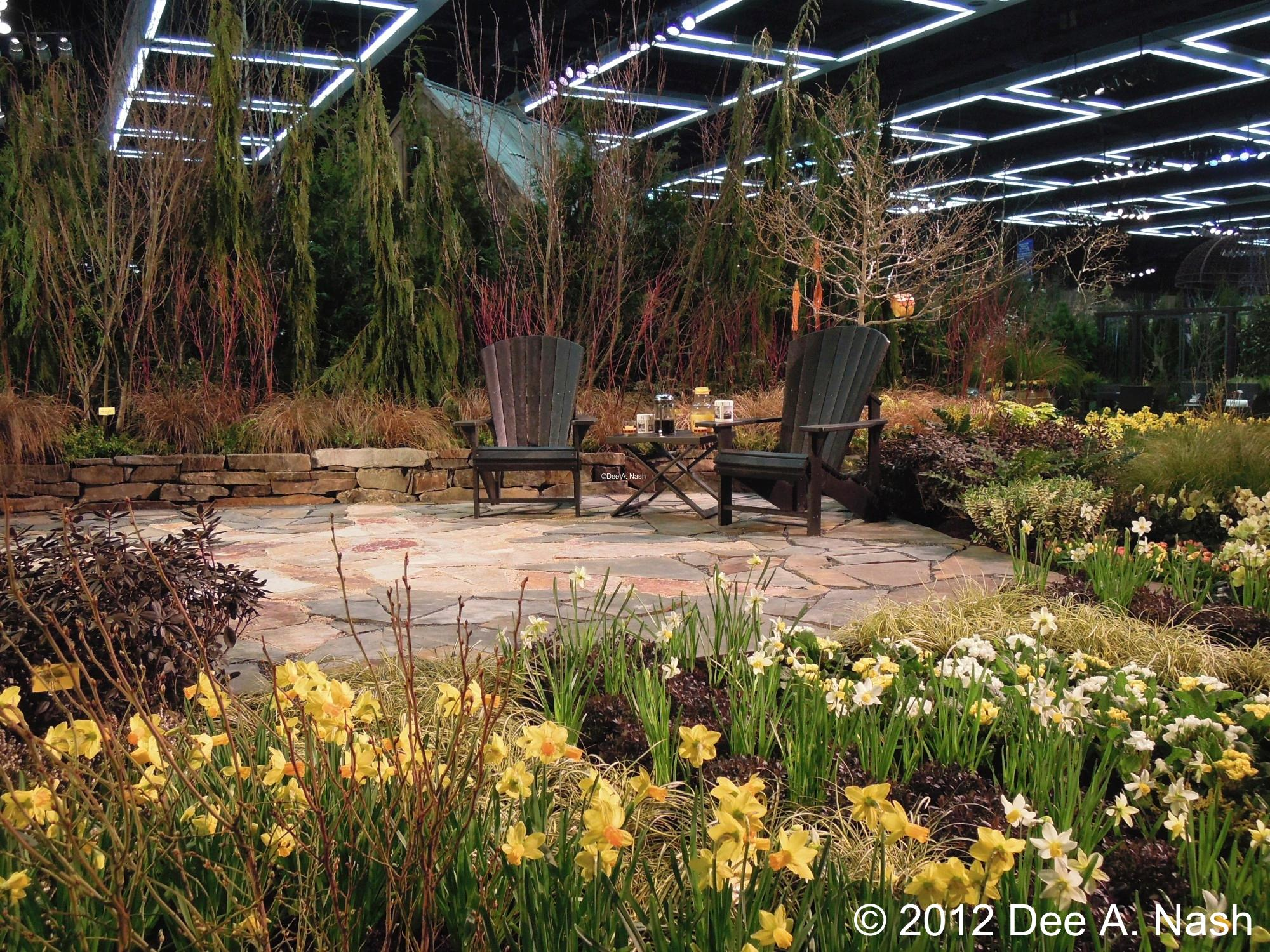 What a garden show should be: the Northwest Flower and Garden Show ...