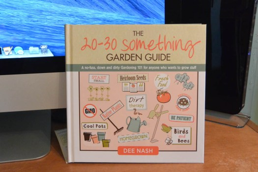 A garden party, book launch for The 20-30 Something Garden Guide