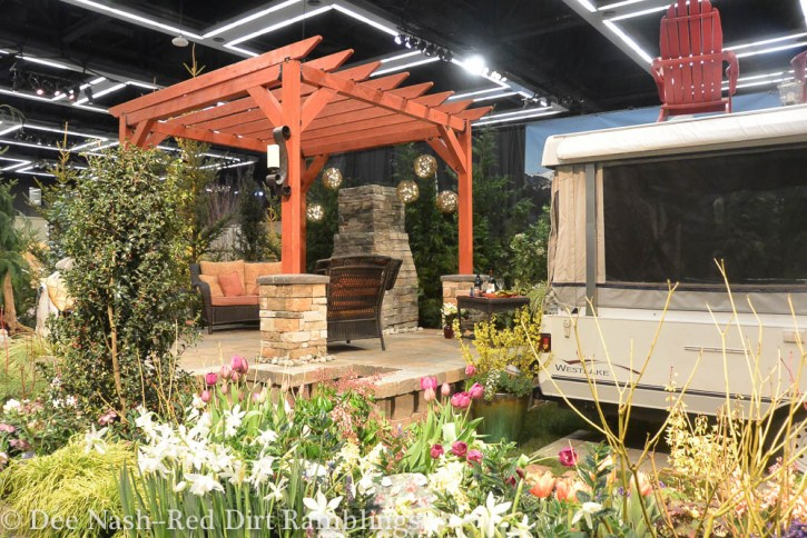 Park it in your own Backyard, by Dakara Landscape Design.