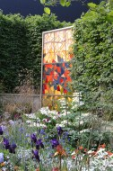 """This was another window in """"God's Own County – A Garden for Yorkshire."""""""