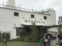 Main Entrance to Magnolia Market. It was busy the day we went, but not like previous days during the holiday season. I think we were lucky.