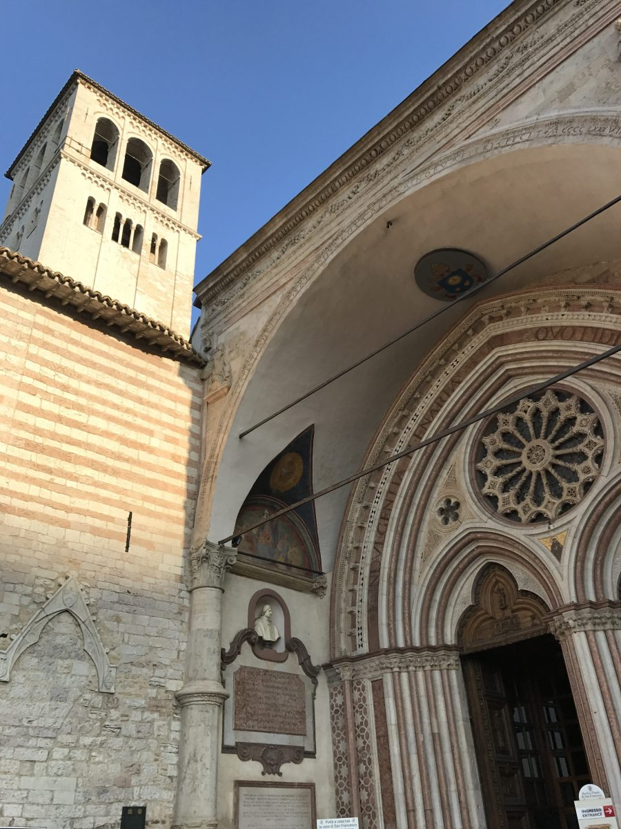 Beautiful Catholic pilgrimage: Assisi