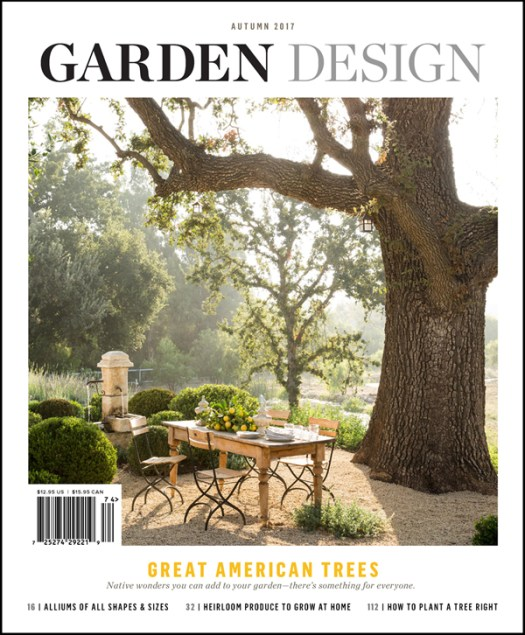 Garden Design Magazine Autumn 2017